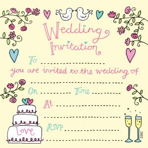 Wedding Invitaions